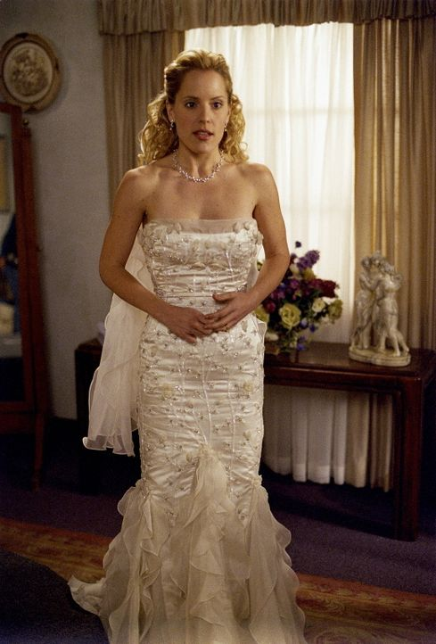 Endlich ist es so weit: Die Hochzeit von Anya (Emma Caulfield) und Xander steht unmittelbar bevor ... - Bildquelle: TM +   Twentieth Century Fox Film Corporation. All Rights Reserved.