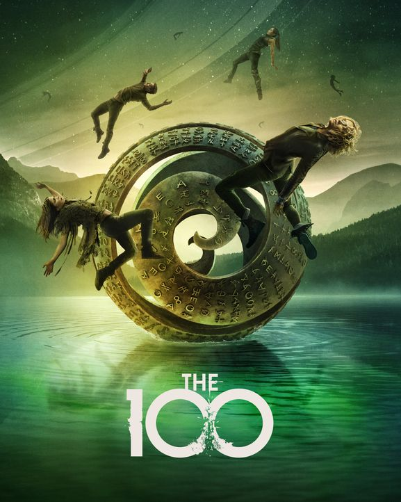 (7. Staffel) - The 100 - Artwork - Bildquelle: 2020 Warner Bros. Entertainment Inc. All rights reserved.