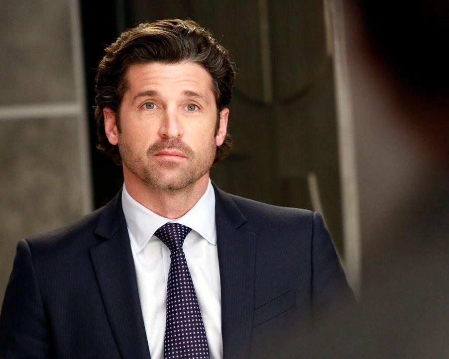 Dr. Derek Shepherd (Patrick Dempsey) muss überzeugen. Er möchte den obersten Boss seiner Bank überzeugen, ihm und seinen Kollegen Millionen von Doll... - Bildquelle: ABC Studios