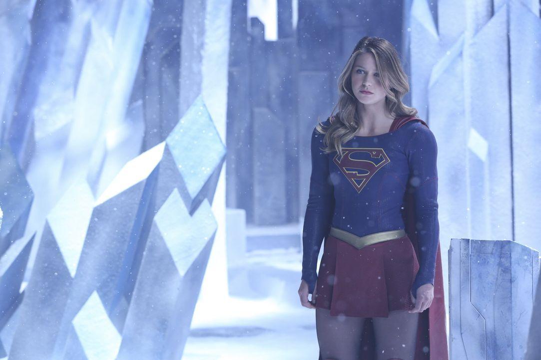 Während sich Non und Indigo die Bürger von National City durch Gedankenkontrolle gefügig machen, sucht Kara alias Supergirl (Melissa Benoist) Beista... - Bildquelle: 2015 Warner Bros. Entertainment, Inc.