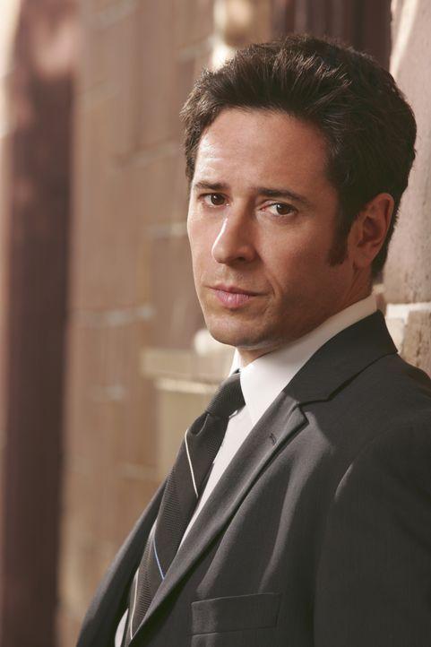 (1. Staffel) - Mit Herz und Seele Special Agent beim FBI: Don Eppes (Rob Morrow) ... - Bildquelle: Paramount Network Television