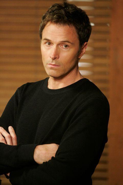Hofft, auf ein Date mit Addison, doch sie hat ganz andere Pläne: Pete (Tim Daly) ... - Bildquelle: ABC Studios