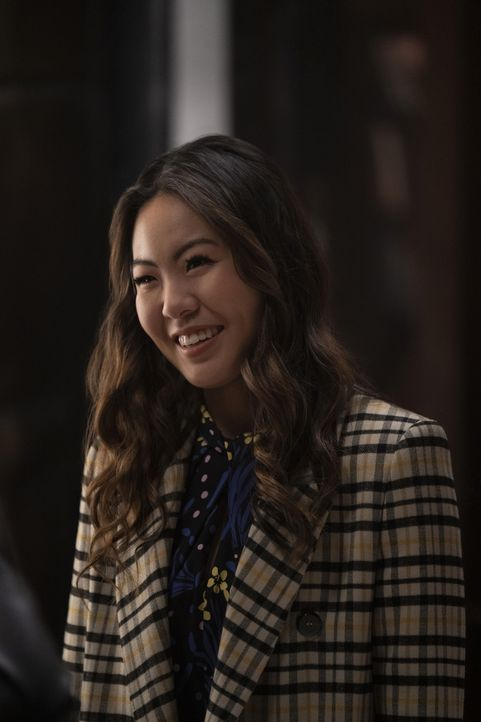 Mary Hamilton (Nicole Kang) - Bildquelle: Michael Courtney 2019 The CW Network, LLC. All rights reserved. / Michael Courtney