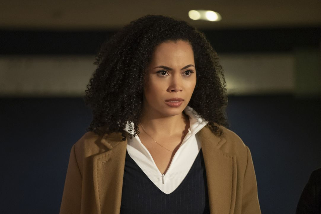 Macy Vaughn (Madeleine Mantock) - Bildquelle: Katie Yu 2019 The CW Network, LLC. All Rights reserved.