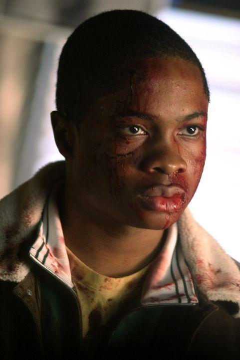 Seine neue Vorliebe stellt die Freundschaft zu Clarke auf eine harte Probe: Pete (Sam Jones III) ... - Bildquelle: Warner Bros.