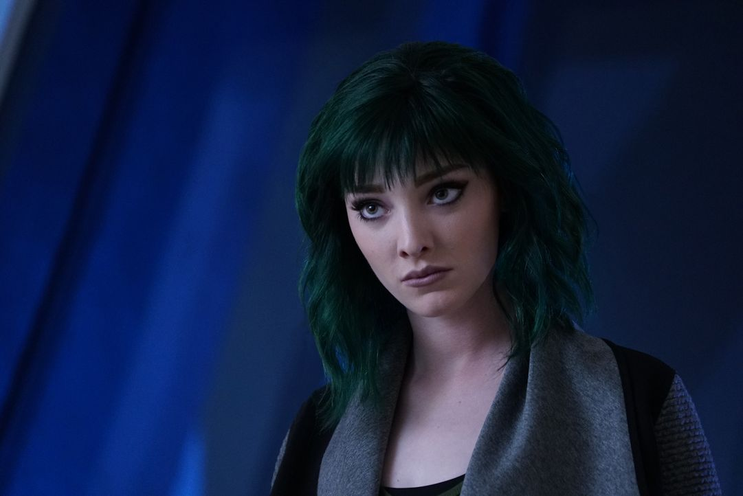 Polaris (Emma Dumont) - Bildquelle: 2018-2019 Fox and its related entities.  All rights reserved.  MARVEL TM &   2017 MARVEL