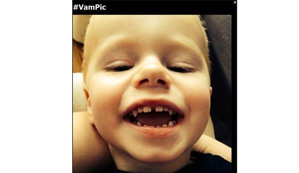 VamPic: Vampire-Diaries-Fan mit Biss - Bildquelle: Instagram/hammschi
