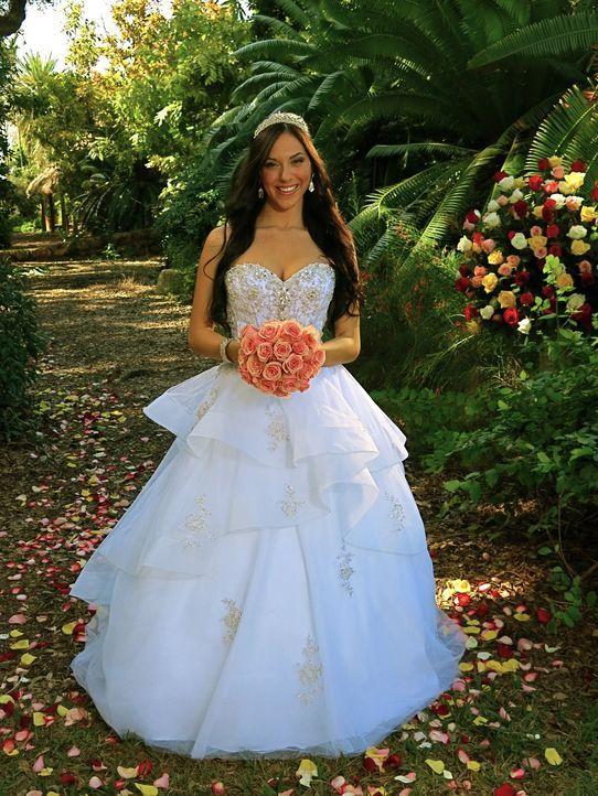 Nataly ist davon überzeugt, dass ihre Hochzeit die beste sein wird. Sehen das ihre Konkurrentinnen genauso? - Bildquelle: Richard Vagg DCL