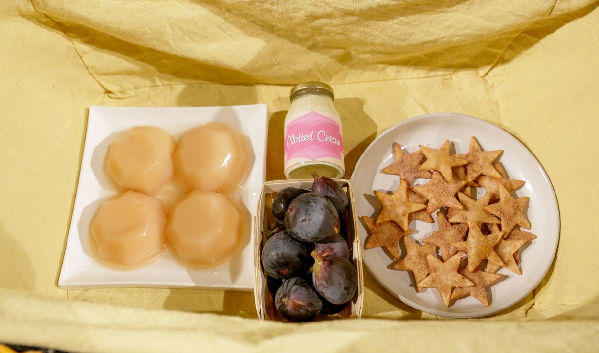 Krabbe und Knuspermüsli - Bildquelle: Susan Magnano 2016,Television Food Network, G.P. All Rights Reserved/Susan Magnano