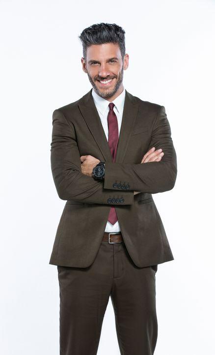 (1. Staffel) - Armando Mendoza (Erick Elias) - Bildquelle: 2019 Telemundo Television Studios, LLC. ALL RIGHTS RESERVED.