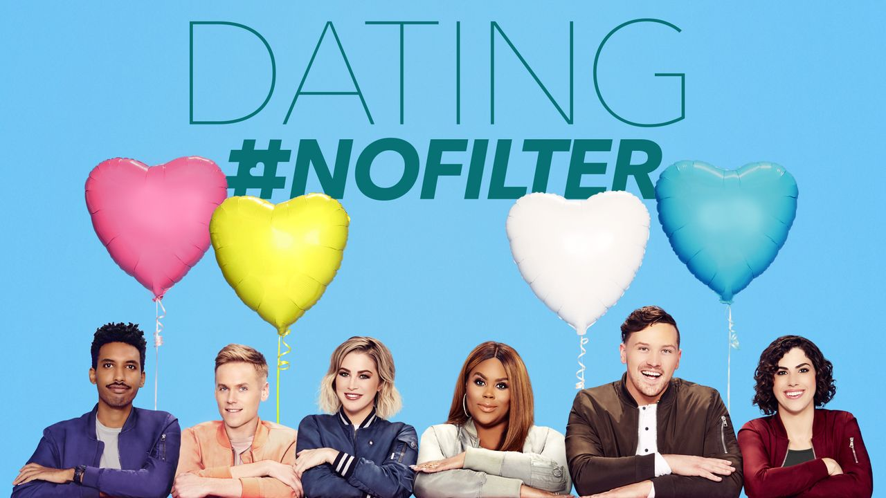(1. Staffel) - Dating #NoFilter - Artwork - Bildquelle: Ramona Rosales 2019 NBCUniversal All Rights Reserved / Ramona Rosales