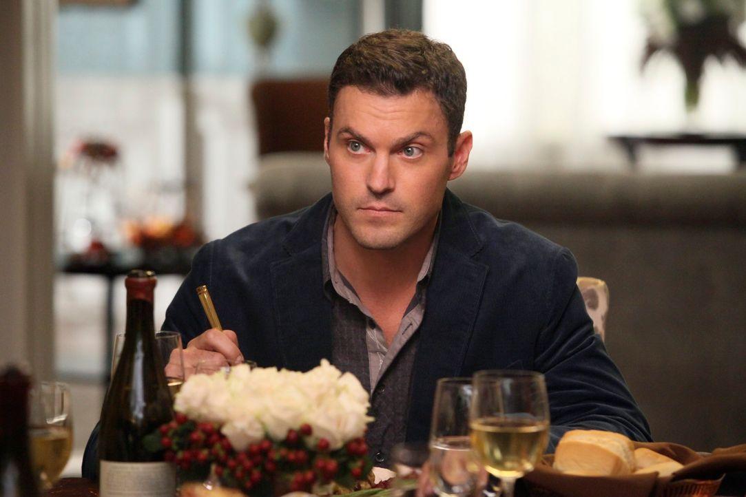 Das Thanksgivingessen bei Bree verläuft völlig anders als geplant, als ein Streit zwischen Keith' (Brian Austin Green) Eltern, Mary und Richard zu e... - Bildquelle: ABC Studios