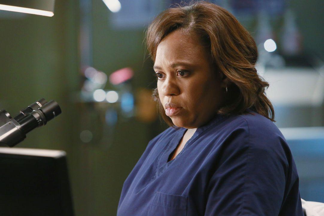 Bailey (Chandra Wilson) fühlt sich trotz der negativen Tests immer noch schuldig ... - Bildquelle: ABC Studios
