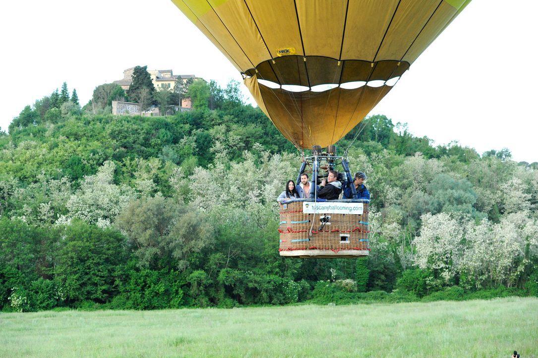 Catch the Millionaire: Heißluftballon - Bildquelle: © ProSieben/ Martin Rottenkolber
