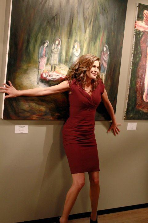 Während Lynette in eine äußerst peinliche Situation gerät, hat Susan (Teri Hatcher) ein ganz anderes Problem ... - Bildquelle: ABC Studios