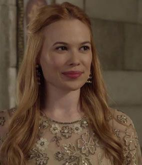 Greer in Reign - Bildquelle: 2014 The CW Network. All Rights Reserved.