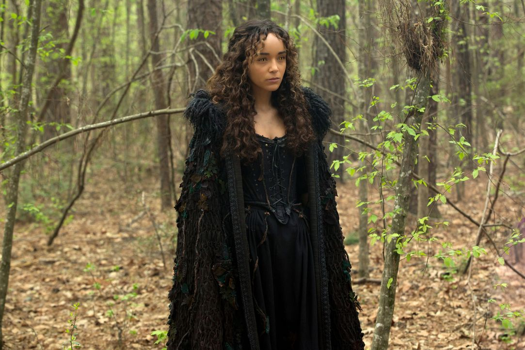Tituba (Ashley Madekwe) zieht aus der Ferne gleich mehrere Fäden. Doch wem gegenüber ist sie wirklich loyal? - Bildquelle: 2016-2017 Fox and its related entities.  All rights reserved.