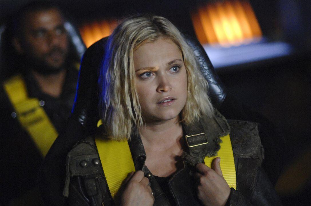 Clarke Griffin (Eliza Taylor) - Bildquelle: Sergei Bachlakov 2019 The CW Network, LLC. All Rights Reserved. / Sergei Bachlakov