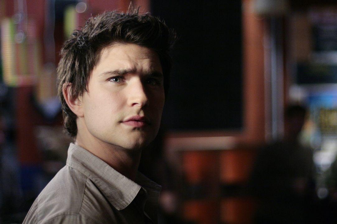 Kyle (Matt Dallas) ist verwirrt: Seine Visionen werden immer stärker und er weiß nicht mehr, wem er noch trauen kann ... - Bildquelle: TOUCHSTONE TELEVISION