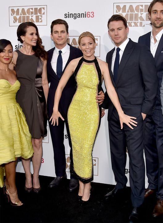 Der MMXXL-Cast - Bildquelle: AFP