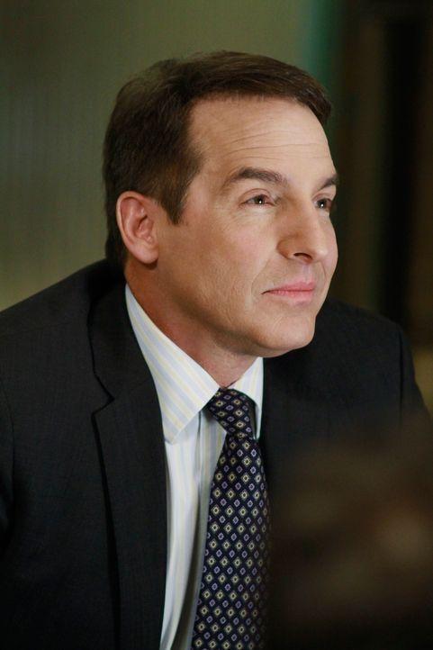 Hat eine ganz besondere Patientin: Sheldon (Brian Benben) ... - Bildquelle: ABC Studios