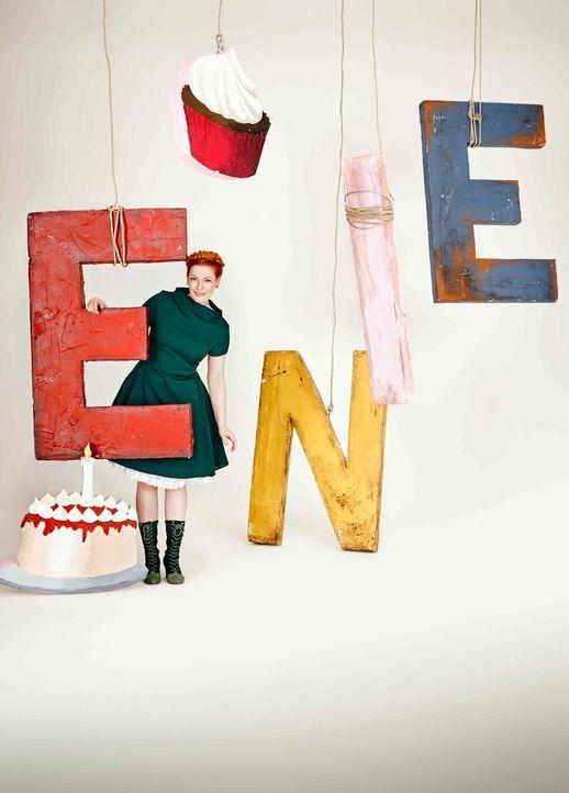 Lustig und mit viel Leidenschaft backt Enie van de Meiklokjes, was das Zeug hält. Immer schnell, easy und leicht verständlich ... - Bildquelle: Marc Rehbeck Sixx