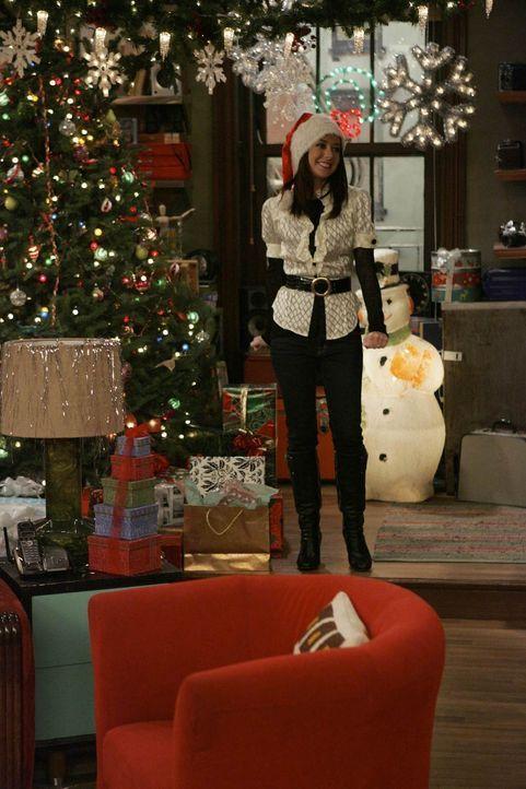 Es weihnachtet sehr. Lily (Alyson Hannigan) hat sich große Mühe gegeben, um die Wohnung für den heiligen Abend vorzubereiten, doch dann kommt es zum... - Bildquelle: 20th Century Fox International Television