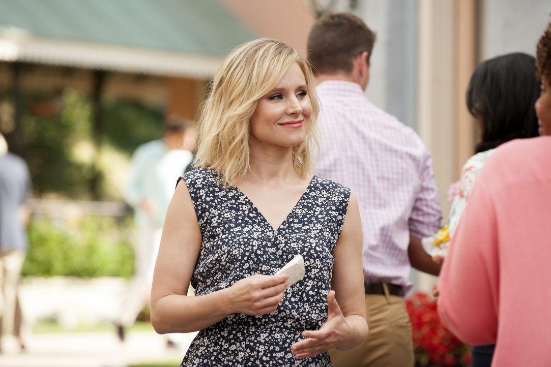 """Was geschieht, wenn Eleanor (Kristen Bell) erkennt, dass in ihrem angeblichen """"Good Place"""" etwas ganz und war nicht stimmt? - Bildquelle: Colleen Hayes 2017 Universal Television LLC. ALL RIGHTS RESERVED."""