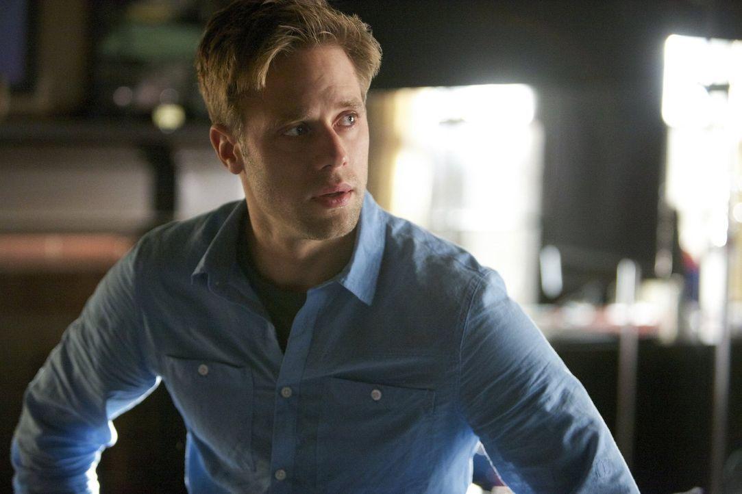 Ohne es zu ahnen war Aaron (Shaun Sipos) schon immer Teil von etwas ganz Großem ... - Bildquelle: Warner Brothers