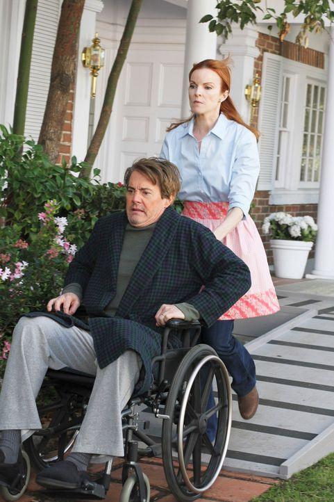 Orson (Kyle MacLachlan, l.) muss spüren, dass mit Bree (Marcia Cross, r.) nicht zu spaßen ist ... - Bildquelle: ABC Studios