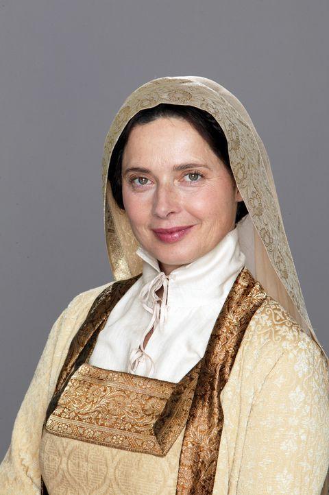 Die Hohepriesterin Thar (Isabella Rossellini) herrscht über die Gräber von Atuan ... - Bildquelle: 2004 Hallmark Entertainment Distribution, LLC