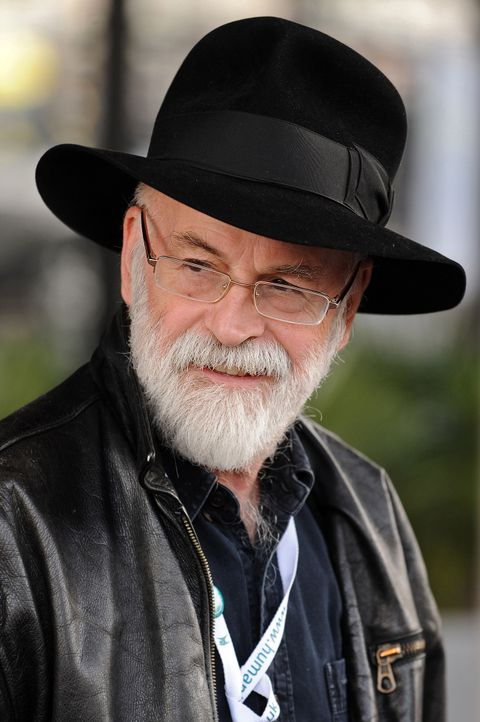 Terry-Pratchett-101005-AFP - Bildquelle: AFP