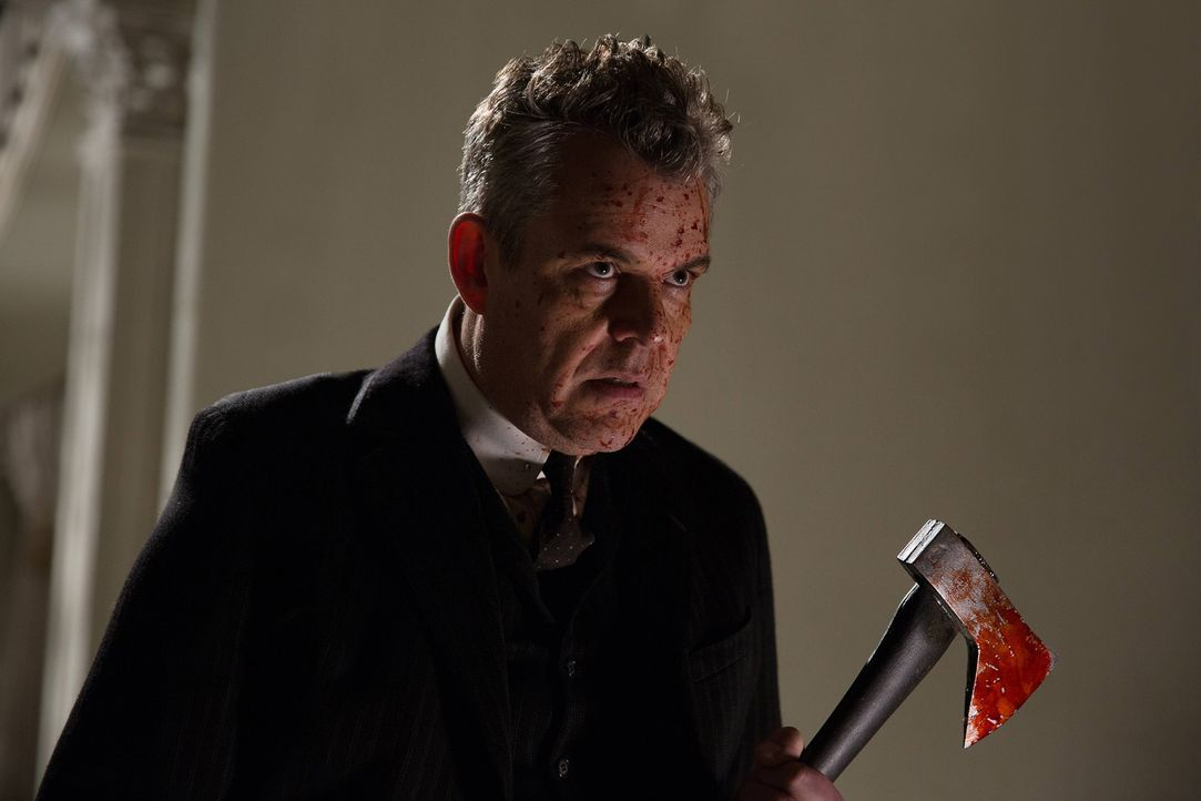 Kann der Axtmann (Danny Huston) endlich die Rache nehmen, nach der er sich schon ewig sehnt? - Bildquelle: 2013-2014 Fox and its related entities. All rights reserved.