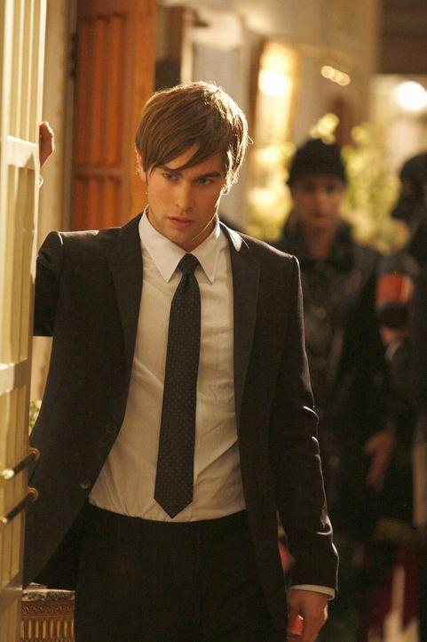 Nach alldem, was geschehen ist, plant Nate (Chace Crawford) die Stadt zu verlassen ... - Bildquelle: Warner Bros. Television