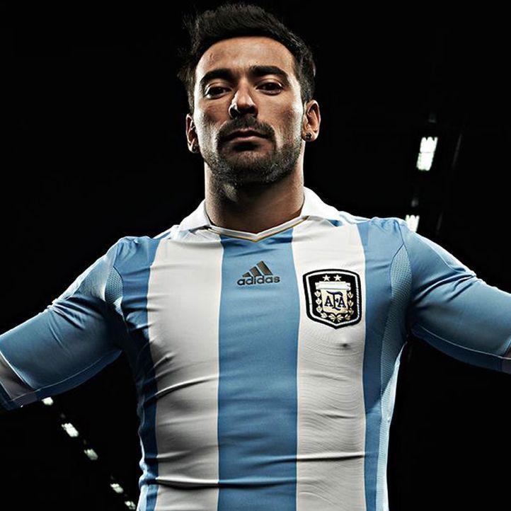 Heißester Spieler der WM: Ezequiel Lavezzi aus Argentinien - Bildquelle: Facebook