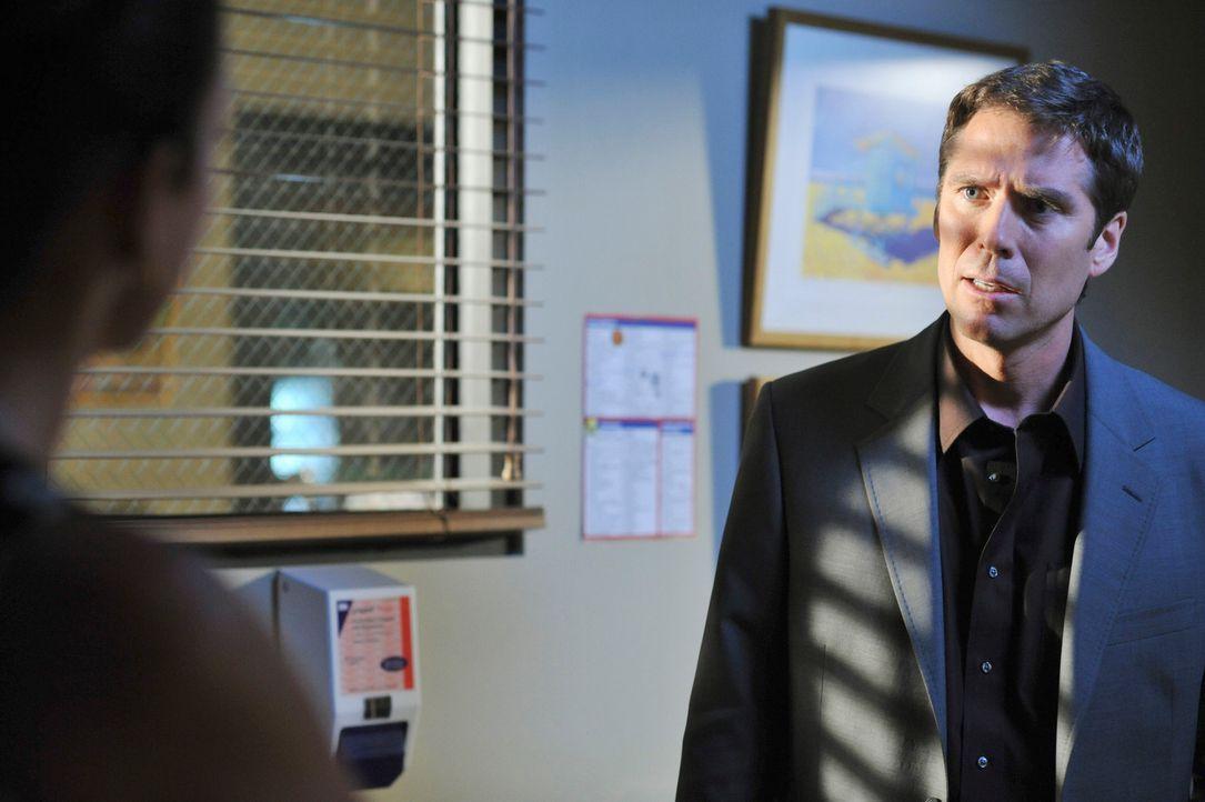 Addison behandelt zwei schwangere Frauen, die etwas gemeinsam haben, aber sich dessen nicht bewusst sind: den gleichen Ehemann (Alexis Denisof, r.).... - Bildquelle: ABC Studios