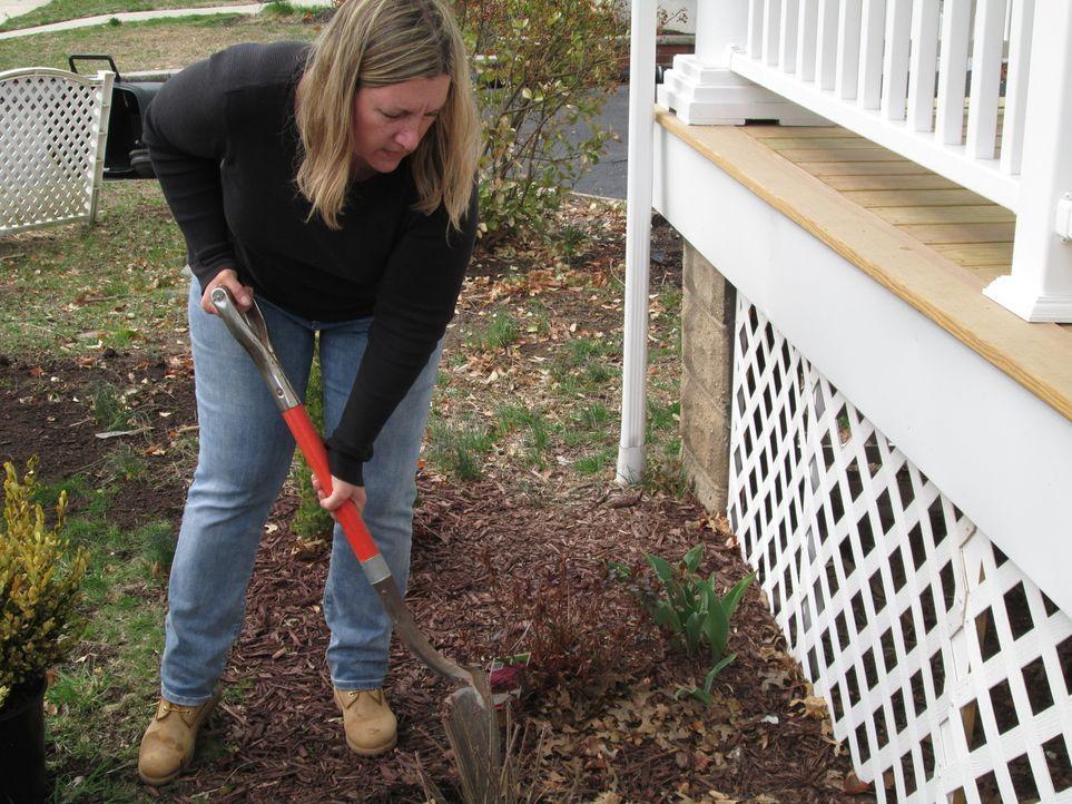 Darlene gibt ihr Bestes, damit sie das renovierungsbedürftige Haus nach dem Umbau gewinnbringend verkaufen kann ... - Bildquelle: 2014, DIY Network's/Scripps Network's, LLC.
