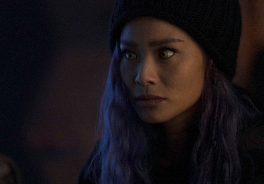 Blink (Jamie Chung) - Bildquelle: Steve Dietl 2019 Fox and its related entities.  All rights reserved.  MARVEL TM &   2017 MARVEL