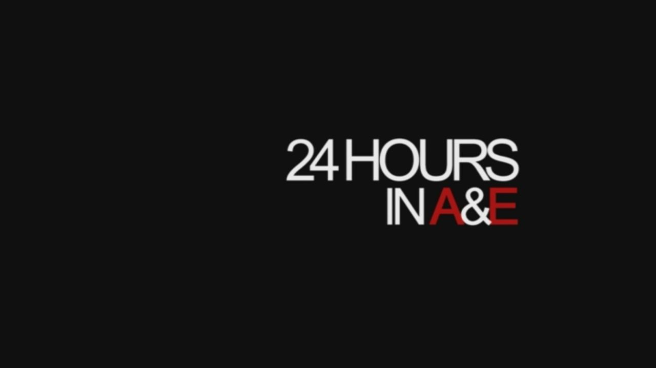 24 HOURS IN A&E - Logo - Bildquelle: Sixx / Shine International