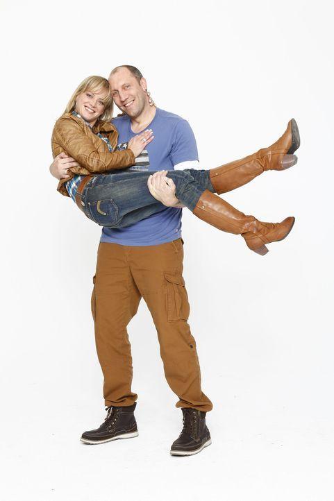 Christina Jäger und Michael Wischnewski - Bildquelle: Sat. 1 Bernd Jaworek