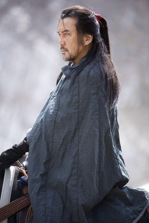 Beim Adeligen Hara Jubei (Koji Yakusho) trifft Herve auf die schöne Konkubine, wodurch seine Gefühle zu Helene ins Schwanken kommen ... - Bildquelle: Warner Bros. Television