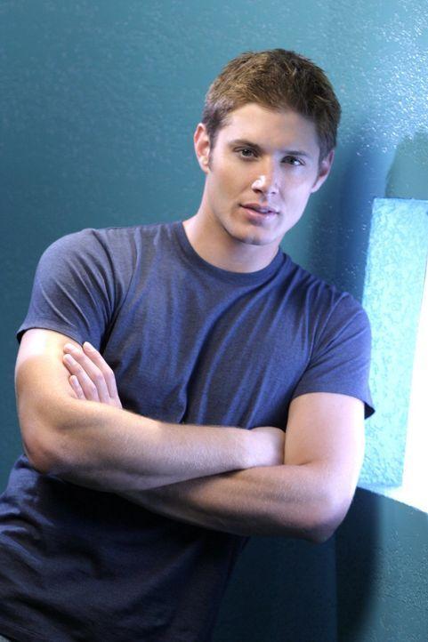 (4. Staffel) - Nachdem Lana beschließt, nach Smallville zurückzukehren, folgt ihr Jason (Jensen Ackles), um für ihre Beziehung zu kämpfen ... - Bildquelle: Warner Bros.