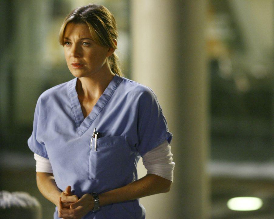 Endlich sind Meredith (Ellen Pompeo) und Derek wieder ein Paar. Doch wird es diesmal gutgehen? - Bildquelle: Touchstone Television