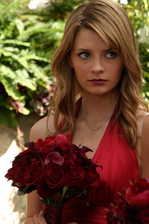 Ist von der Vermählung zwischen Caleb und Julie nicht begeistert: Marissa (Mischa Barton) ... - Bildquelle: Warner Bros. Television