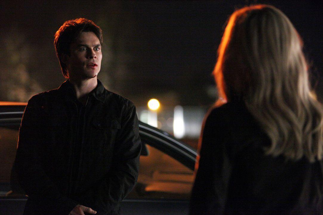 Damon Salvatore und Rebekah - Bildquelle: Warner Bros. Entertainment Inc.