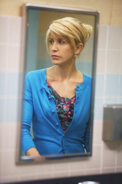 Lynette (Felicity Huffman) ist entsetzt, als sie die Wahrheit über die Affäre ihres Sohnes entdeckt ... - Bildquelle: ABC Studios