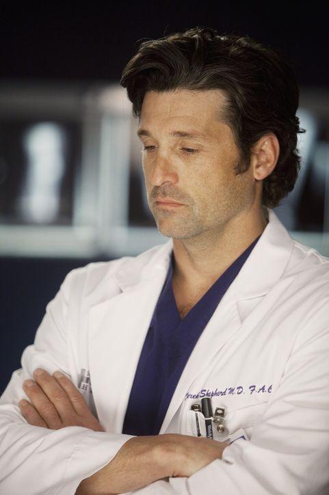 Um Ericas Leben zu retten, reist Amelia nach Seattle und bittet Derek (Patrick Dempsey) um Hilfe. Doch was wird er tun? - Bildquelle: ABC Studios