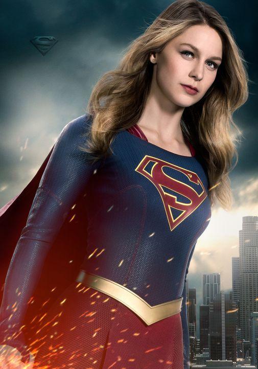 (2. Staffel) - Kam im Alter von 13 Jahren vom Planeten Krypton auf die Erde und beschützt nun National City mit ihren Superkräften: Supergirl (Melis... - Bildquelle: 2016 Warner Bros. Entertainment, Inc.