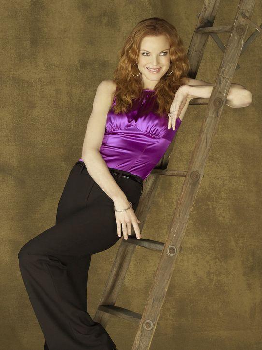 (7. Staffel) - Hat alles andere als ein langweiliges Leben: Bree (Marcia Cross) ... - Bildquelle: ABC Studios