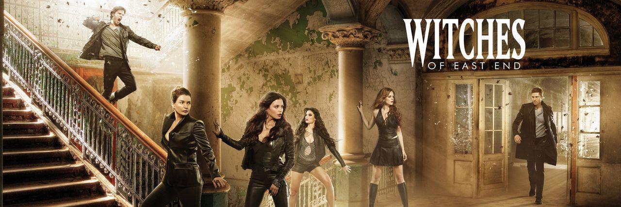 (2. Staffel) - Witches of East End - Artwork - Bildquelle: 2014 Twentieth Century Fox Film Corporation. All rights reserved.